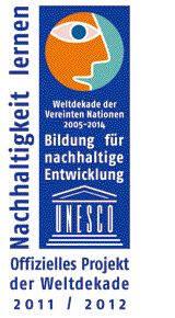 UNESCO Dekade Nachhaltigkeit