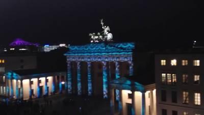 ADFC Lichterfahrt (Festival of Lights / Berlin leuchtet)