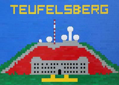 Teufelsberg Spy Station Berlin – Brendan Jamison