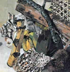 Barbara Bräuer: Hummereuse, 1996