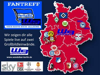 Deine FußballBar in Berlin Steglitz