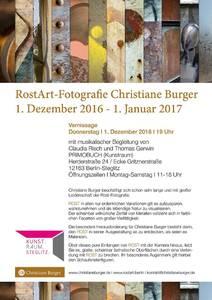 Christiane Burger – RostArt - Fotografie