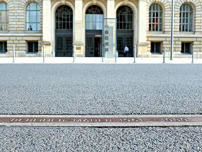 Stadtführung zur Friedlichen Revolution und Berliner Mauer