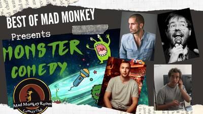 ★Best of Mad Monkey Comedy Show in Prenzlauer Berg - 22:30 S...