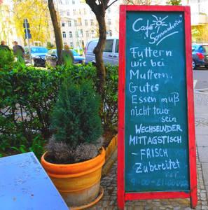 Großer Spielspaß im Café Sonnenschein - Bingonachmittag