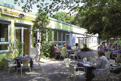 Cafe CoCo im KREATIVHAUS e.V. Berlin Mitte