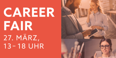 Career Fair am Campus Berlin