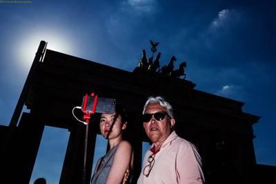 Ein Tag in Berlin 2017 – 30 Jahre danach