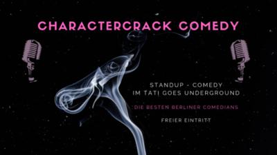 Character Crack !! Unzensierte StandUp Comedy .. und Whiskey...