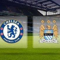 Chelsea v Man City Premier League in Kreuzberg on big screen