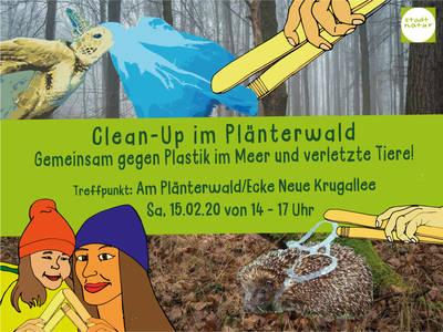 Clean-Up Plänterwald