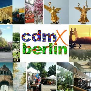Die schönsten Orte in Berlin (und Mexiko-Stadt) entdecken
