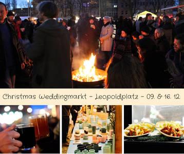 Weihnachtsmarkt in Wedding: Kunst, Design, Streetfood & ...