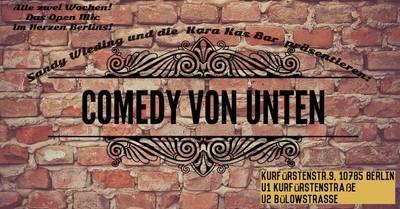 Comedy von Unten - Deutsch