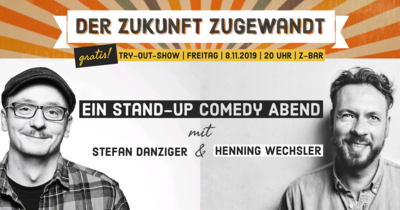 Stand-up Comedy Z-Bar Mitte Berlin