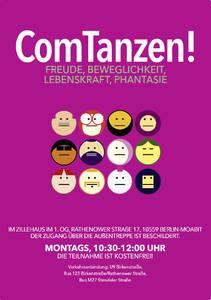 Kennenlerntage im ZilleKlub: ComTanzen! Biodanza