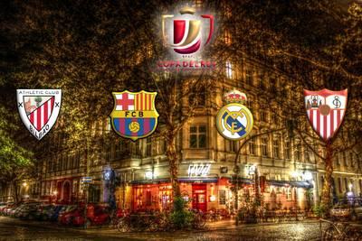 Spurs vs Chelsea parallel Real Madrid - FC Sevilla Copa del ...