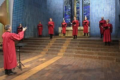 NoonSong mit Chormusik von Schröter und Homilius