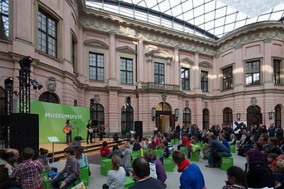 Museumsfest im Deutschen Historischen Museum: Eintritt frei
