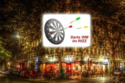 Darts WM 2017 Finale live in Berlin Kreuzberg