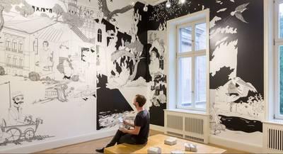 Ausstellung zur Geschichte des Schlosses Biesdorf
