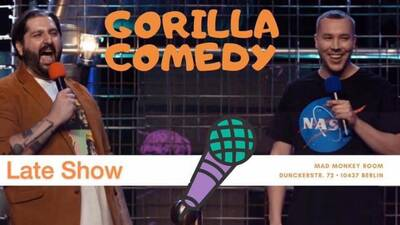 ''Gorilla Comedy Show'' - Stand Up in Be...