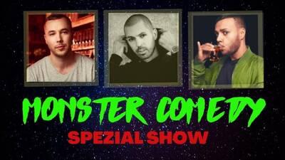 """Monster Comedy Spezial Show"" in Prenzlauer Berg ..."