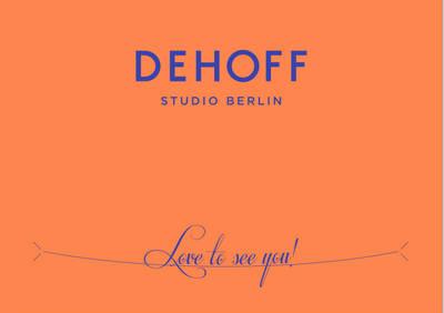 Dehoff Studio by Sabrina Dehoff - OPENING