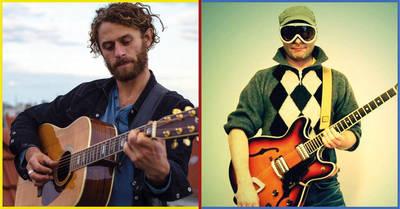 Concerts: Bryan Grayson (guit) + Csaba Houdek (guit)