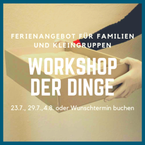 Workshop der Dinge