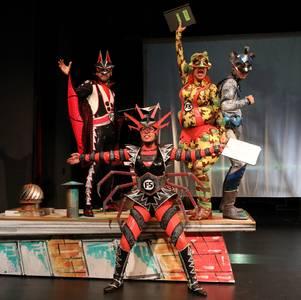 Wilder Sonntag - Theaterabenteuer für Familien mit Vor- und ...