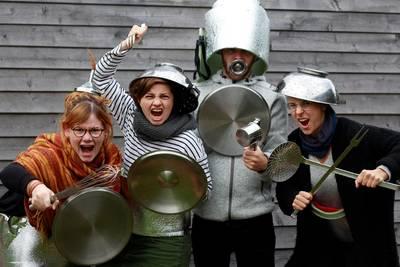 Arme Ritter Workshop zur kulinarischen Weltverbesserung