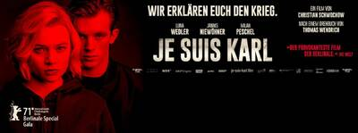 JE SUIS KARL - Exklusive Preview