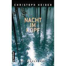 """Krimi-Lesung mit Christoph Heiden """"Nacht im Kopf"""" in der Bib..."""