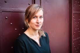 """Katharina Finke liest aus ihren Büchern """"Loslassen - Wie ich..."""