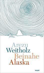 """Lesung mit Arezu Weitholz """"Beinahe Alaska"""" in der Buchhandlu..."""