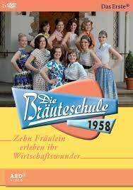 "Lesung mit Carmen Schiemann ""Die Bräuteschule 1958"""