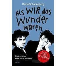 """Lesung mit Misha Schoeneberg """"Als wir das Wunder waren: Ein ..."""