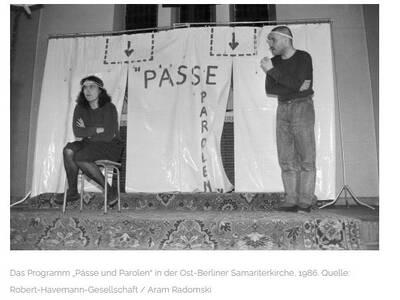 Robert-Havemann-Gesellschaft / Aram Radomski - Ein Abend mit Stephan Krawczyk im Museum Pankow