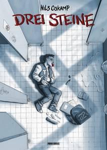 DREI STEINE: Graphic Novel Ausstellung – Eröffnung & Les...