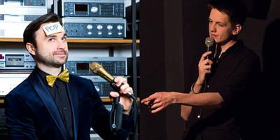 Kabarett trifft Comedy: Geteiltes Duo - Dr. Pop & Michae...