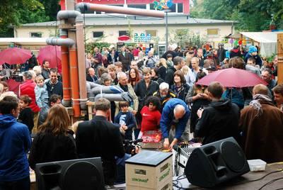 Das Festival für selbstgebaute Musik