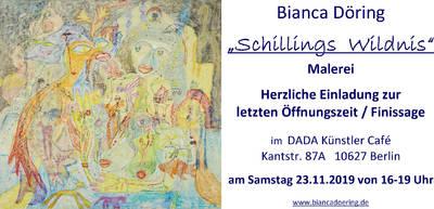 """Finnissage der Ausstellung """"Schillings Wildnis"""" vo..."""