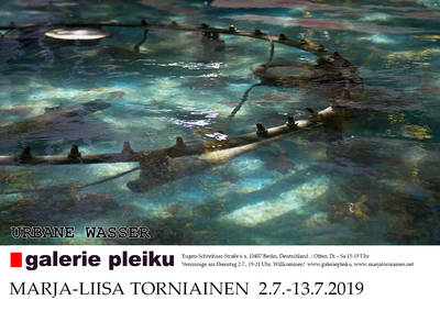 Exhibition opening Tuesday 2.7. 19-21h