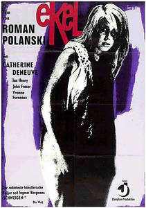 Antifeministisches Kino: Repulsion by Roman Polanski