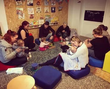 Wöchentliches Elterncafé