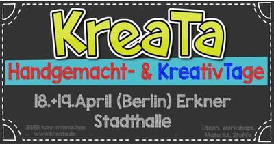 Kreata - Handgemacht- & Kreativtage Berlin / Erkner