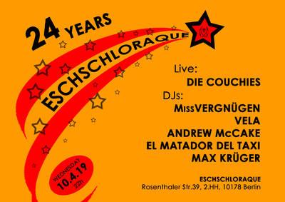 Happy Birthday, Eschschloraque Rümschrümp! – Geburtstag-Spec...