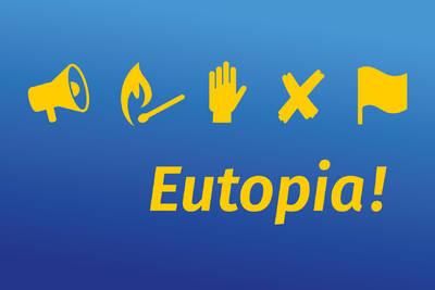 """Eutopia! – Daten und Demokratie - Film """"Democracy - Im ..."""