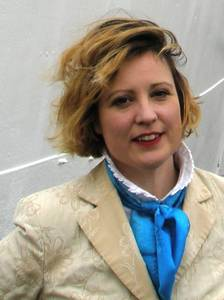 Eve Parnell: Der Sonnenstrahl - Vernissage in der Galerie Ku...